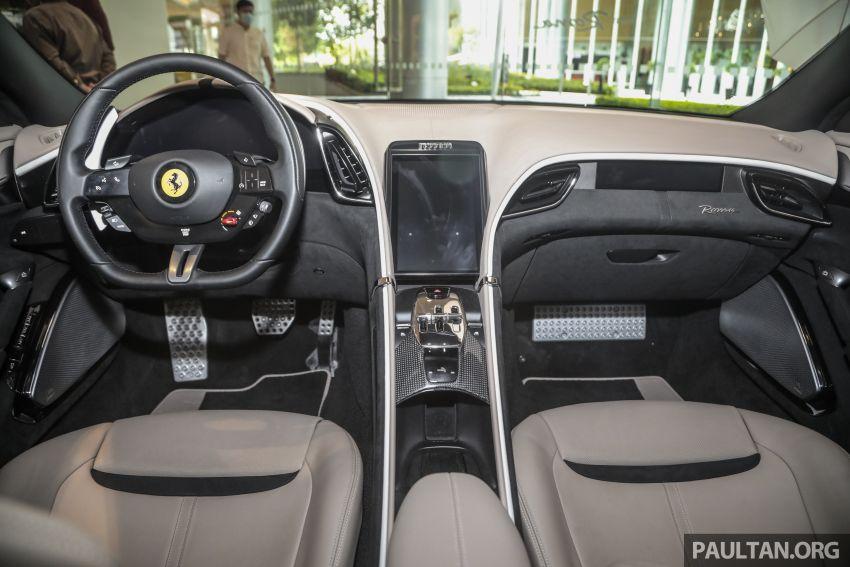 Ferrari Roma debuts in Malaysia – priced fr. RM968,000 Image #1134061
