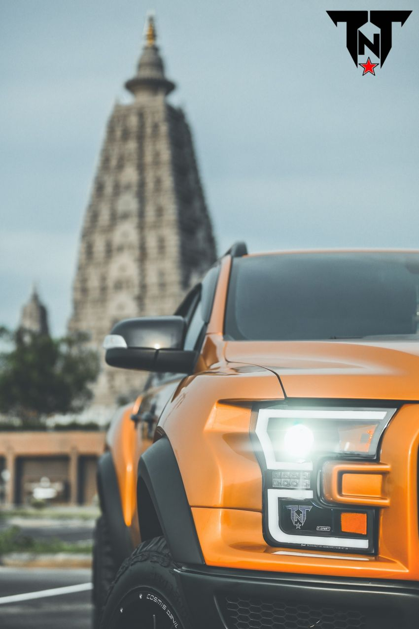 TTN Hypersport converts a Ford Ranger to the F-150! Image #1124652