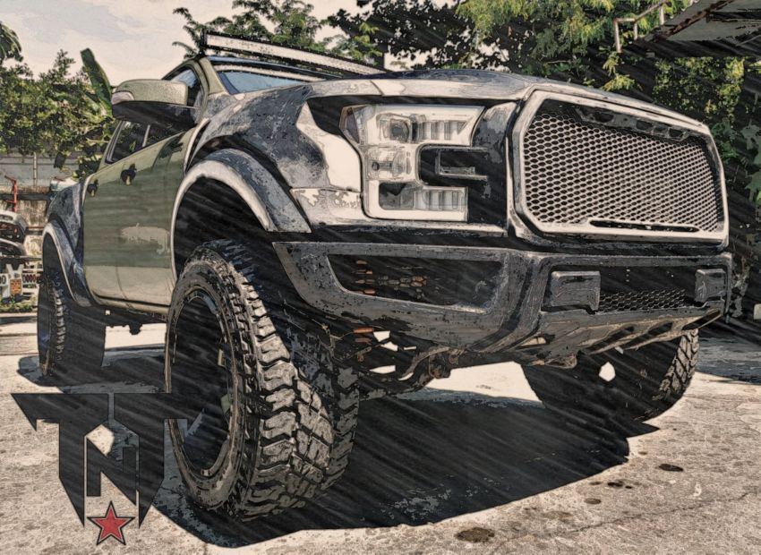 TTN Hypersport converts a Ford Ranger to the F-150! Image #1124678