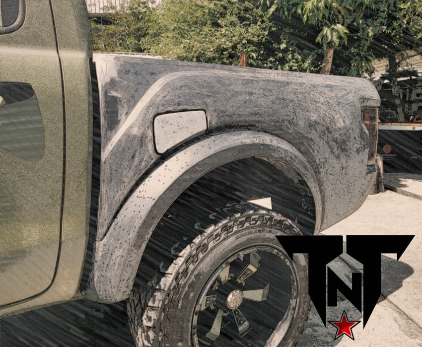 TTN Hypersport converts a Ford Ranger to the F-150! Image #1124680