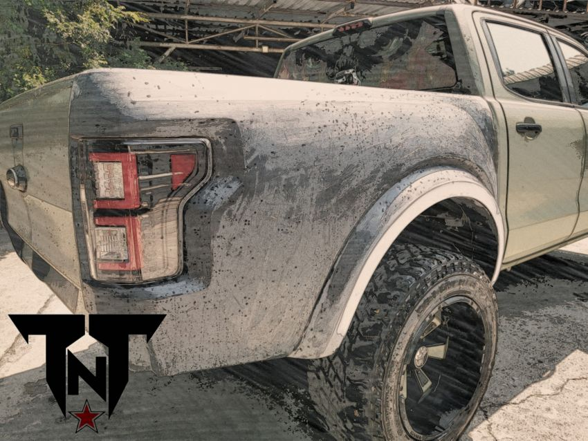 TTN Hypersport converts a Ford Ranger to the F-150! Image #1124684