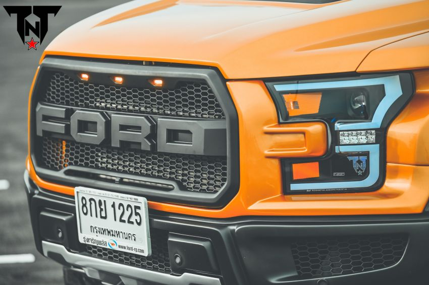 TTN Hypersport converts a Ford Ranger to the F-150! Image #1124653