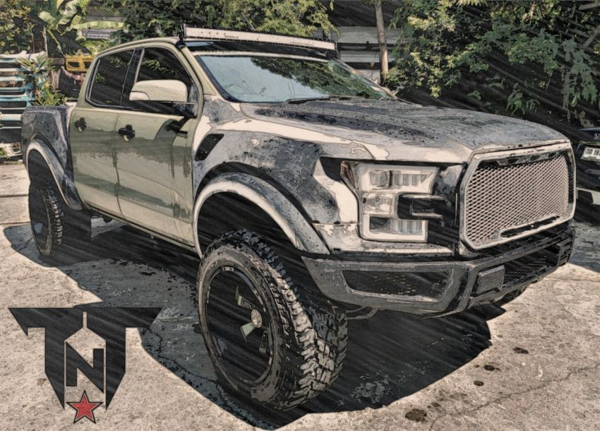 TTN Hypersport converts a Ford Ranger to the F-150! Image #1124686