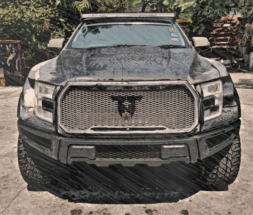 TTN Hypersport converts a Ford Ranger to the F-150! Image #1124690