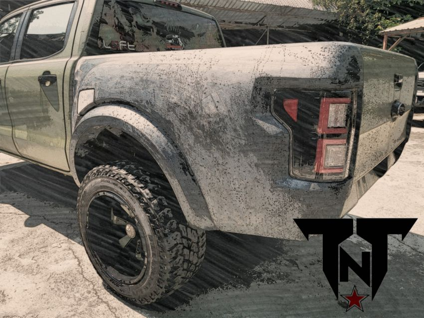 TTN Hypersport converts a Ford Ranger to the F-150! Image #1124691