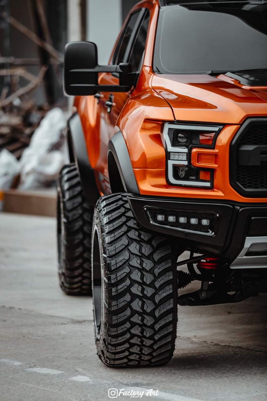 TTN Hypersport converts a Ford Ranger to the F-150! Image #1124656