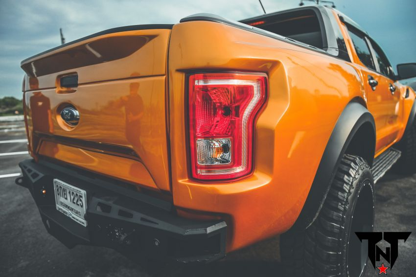 TTN Hypersport converts a Ford Ranger to the F-150! Image #1124660