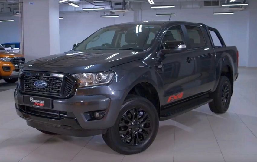 2020 Ford Ranger FX4 launched in Malaysia – RM127k Image #1125819