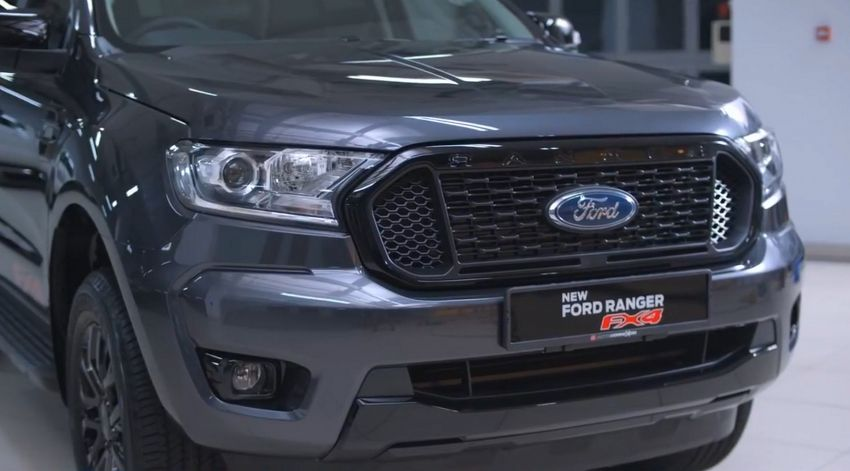 2020 Ford Ranger FX4 launched in Malaysia – RM127k Image #1125820