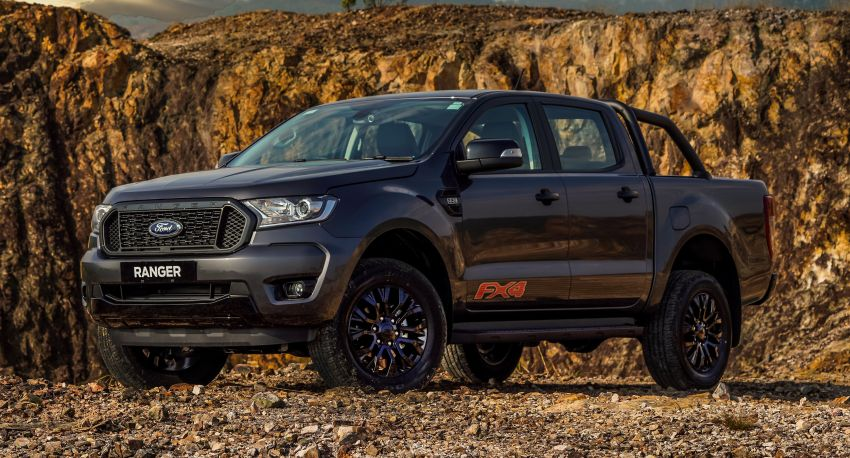 2020 Ford Ranger FX4 launched in Malaysia – RM127k Image #1125810