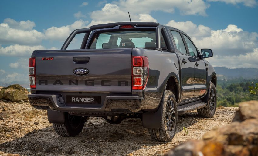 2020 Ford Ranger FX4 launched in Malaysia – RM127k Image #1125806