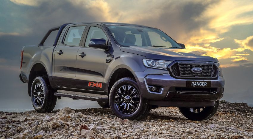 2020 Ford Ranger FX4 launched in Malaysia – RM127k Image #1125811