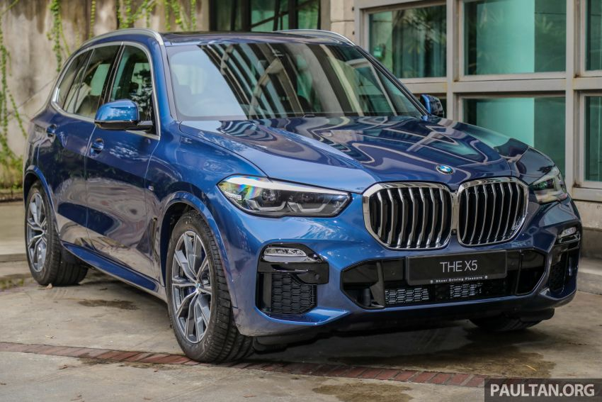 2020 BMW X5 xDrive45e PHEV launched – 3.0L turbo, 394 PS, 77 km electric range, RM441k without SST Image #1130935