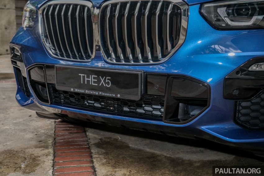 2020 BMW X5 xDrive45e PHEV launched – 3.0L turbo, 394 PS, 77 km electric range, RM441k without SST Image #1130944