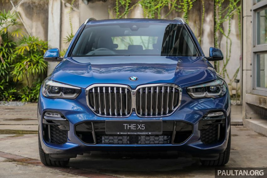 2020 BMW X5 xDrive45e PHEV launched – 3.0L turbo, 394 PS, 77 km electric range, RM441k without SST Image #1130938