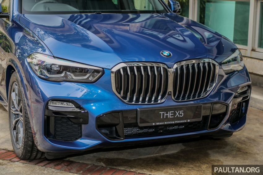 2020 BMW X5 xDrive45e PHEV launched – 3.0L turbo, 394 PS, 77 km electric range, RM441k without SST Image #1130940