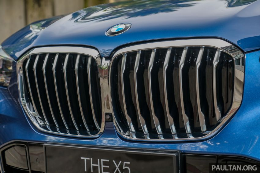 2020 BMW X5 xDrive45e PHEV launched – 3.0L turbo, 394 PS, 77 km electric range, RM441k without SST Image #1130943