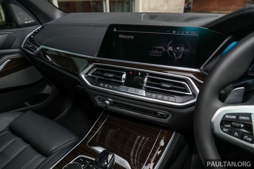 2020 BMW X5 xDrive45e PHEV launched – 3.0L turbo, 394 PS, 77 km electric range, RM441k without SST Image #1130978