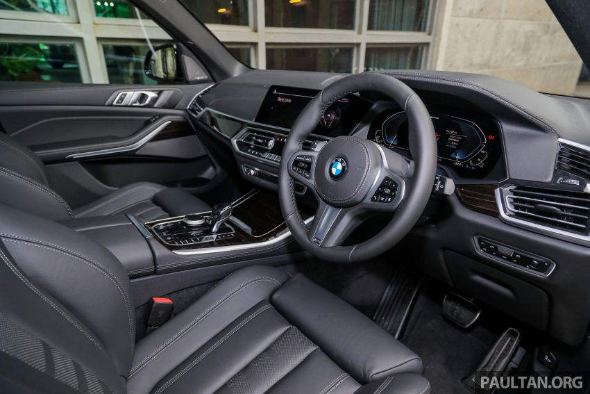 2020 BMW X5 xDrive45e PHEV launched – 3.0L turbo, 394 PS, 77 km electric range, RM441k without SST Image #1130971