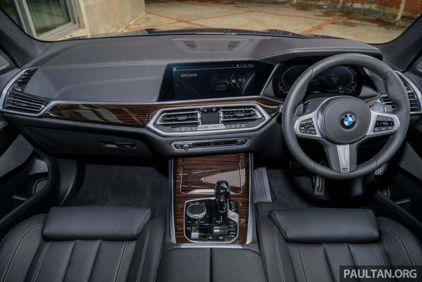 2020 BMW X5 xDrive45e PHEV launched – 3.0L turbo, 394 PS, 77 km electric range, RM441k without SST Image #1130972