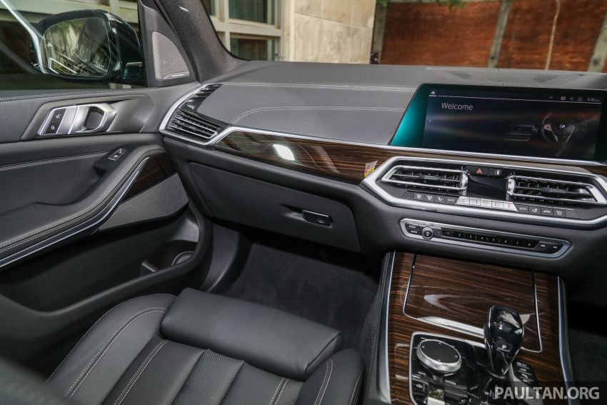 2020 BMW X5 xDrive45e PHEV launched – 3.0L turbo, 394 PS, 77 km electric range, RM441k without SST Image #1131023