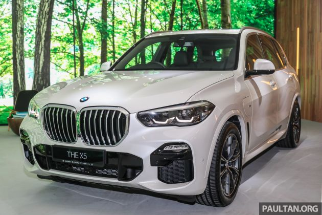 2020 Bmw X5 Xdrive45e Phev Launched 3 0l Turbo 394 Ps 77 Km Electric Range Rm441k Without Sst Paultan Org Carsmyfriends Com
