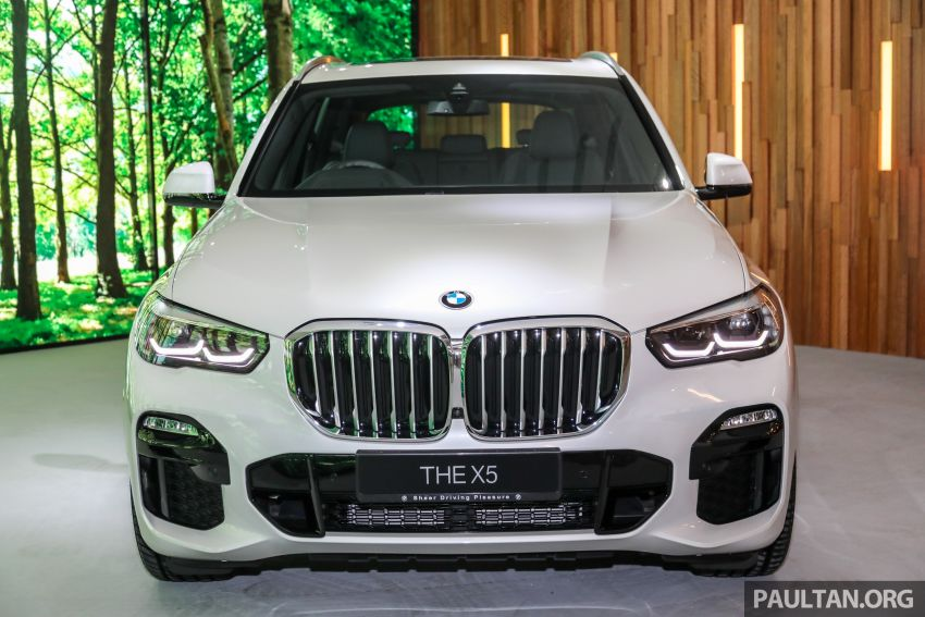 2020 BMW X5 xDrive45e PHEV launched – 3.0L turbo, 394 PS, 77 km electric range, RM441k without SST Image #1131054