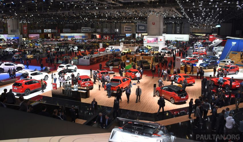 2021 Geneva Motor Show cancelled, event up for sale Image #1138297