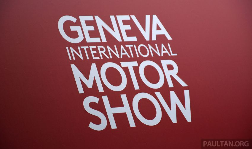 2021 Geneva Motor Show cancelled, event up for sale Image #1138299