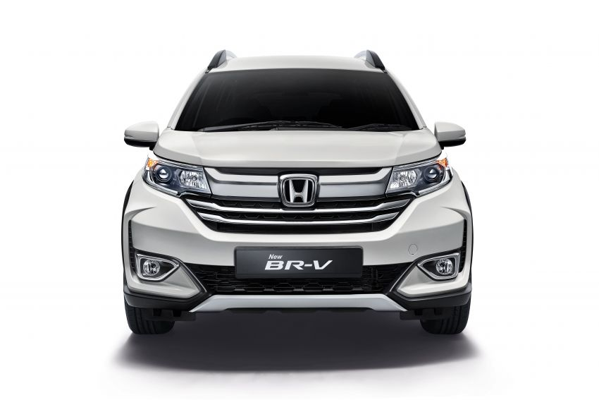 Honda BR-V <em>facelift</em> 2020 kini di Malaysia, dari RM90k Image #1124821