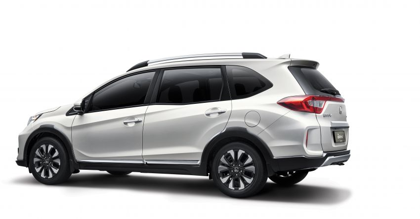Honda BR-V <em>facelift</em> 2020 kini di Malaysia, dari RM90k Image #1124822