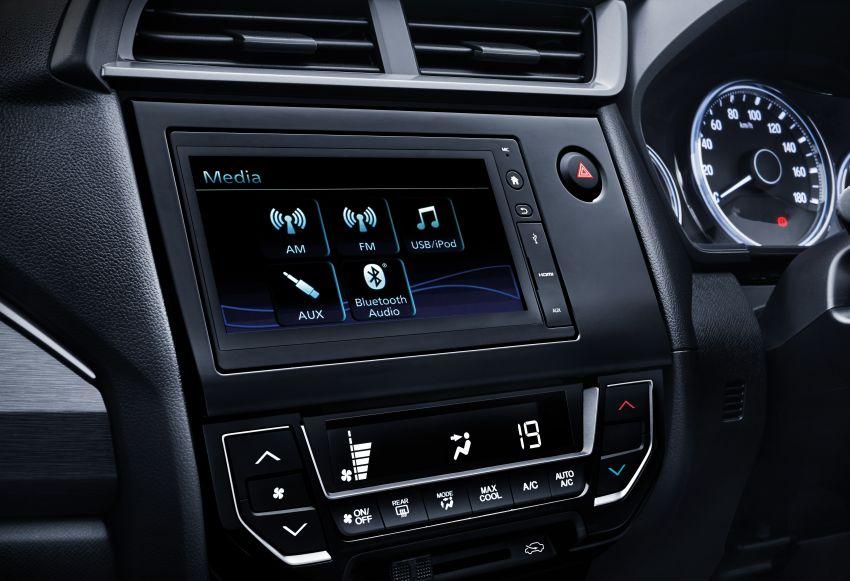 Honda BR-V <em>facelift</em> 2020 kini di Malaysia, dari RM90k Image #1124814