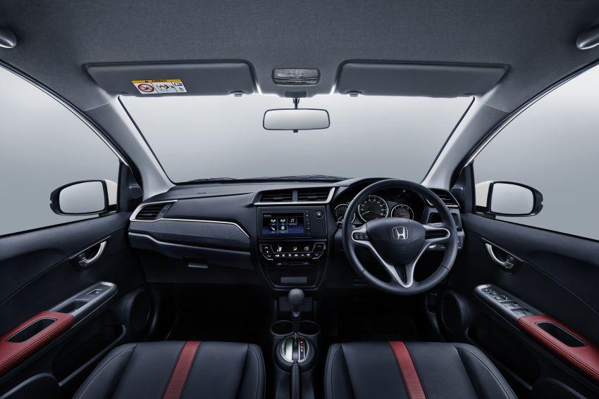 Honda BR-V <em>facelift</em> 2020 kini di Malaysia, dari RM90k Image #1124815