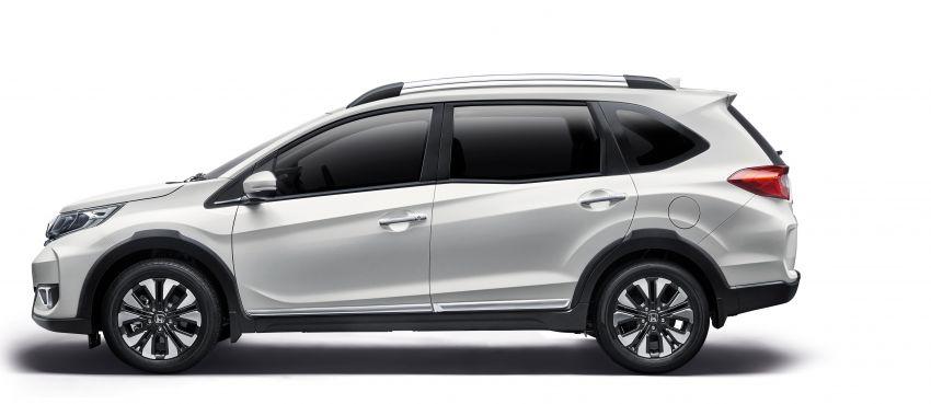 Honda BR-V <em>facelift</em> 2020 kini di Malaysia, dari RM90k Image #1124820