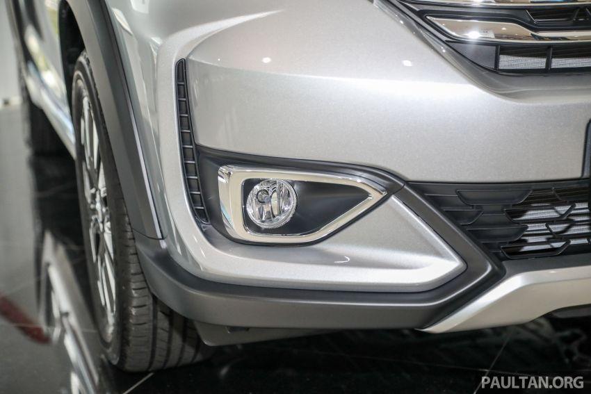 GALLERY: 2020 Honda BR-V – V spec detailed, RM97k Image #1127031