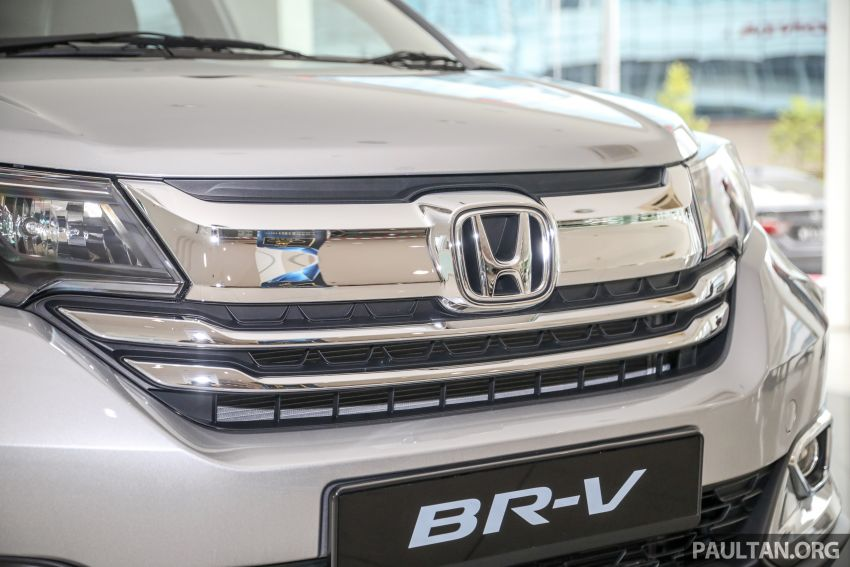 GALLERY: 2020 Honda BR-V – V spec detailed, RM97k Image #1127033