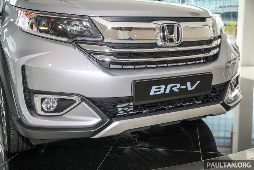 GALLERY: 2020 Honda BR-V – V spec detailed, RM97k Image #1127036