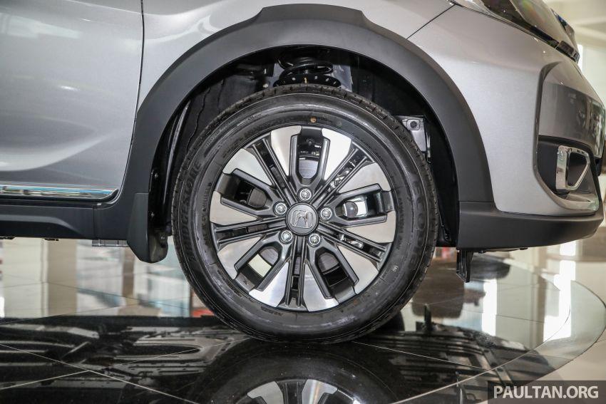 GALLERY: 2020 Honda BR-V – V spec detailed, RM97k Image #1127040