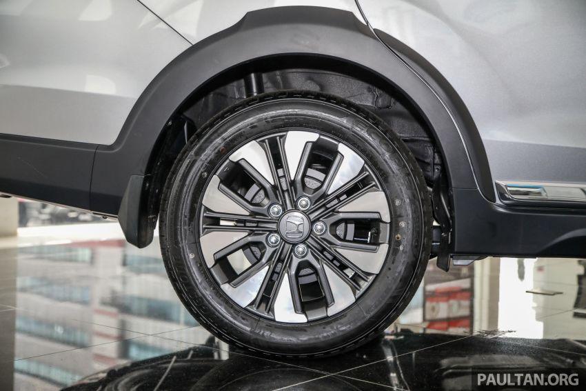 GALLERY: 2020 Honda BR-V – V spec detailed, RM97k Image #1127056