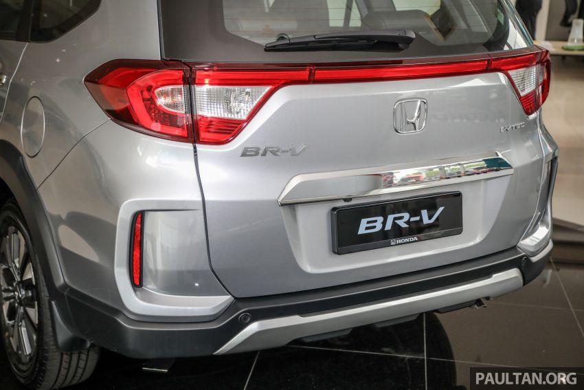 GALLERY: 2020 Honda BR-V – V spec detailed, RM97k Image #1127059