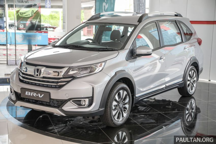 GALLERY: 2020 Honda BR-V – V spec detailed, RM97k Image #1127011