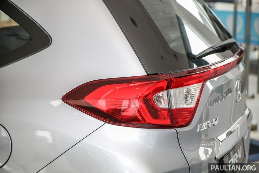 GALLERY: 2020 Honda BR-V – V spec detailed, RM97k Image #1127063