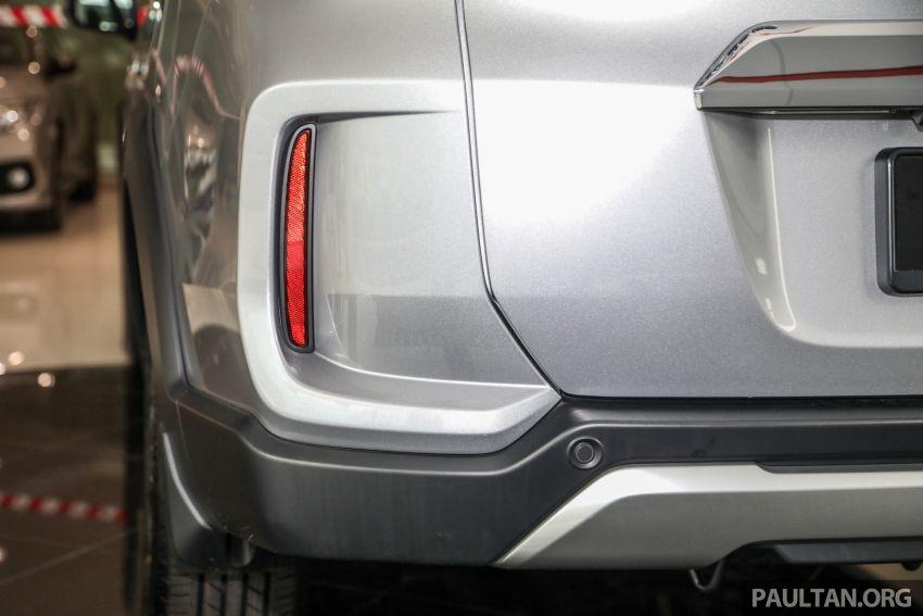 GALLERY: 2020 Honda BR-V – V spec detailed, RM97k Image #1127064
