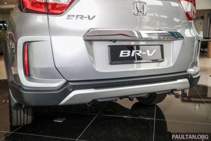 GALLERY: 2020 Honda BR-V – V spec detailed, RM97k Image #1127067