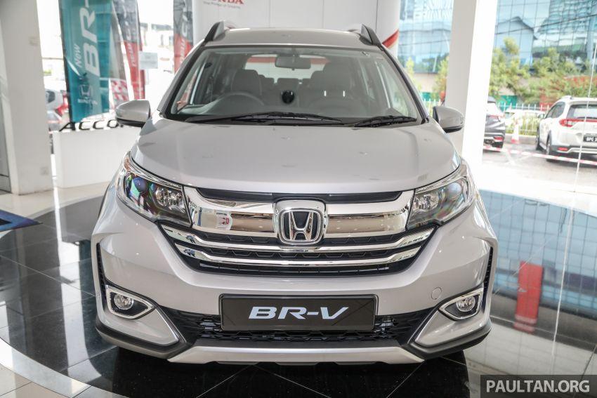 GALLERY: 2020 Honda BR-V – V spec detailed, RM97k Image #1127018