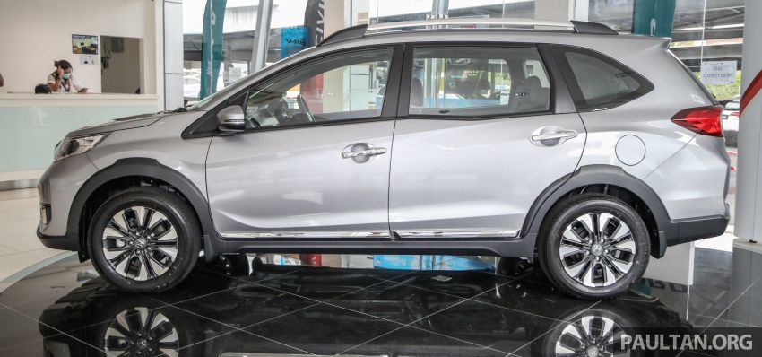 GALLERY: 2020 Honda BR-V – V spec detailed, RM97k Image #1127021