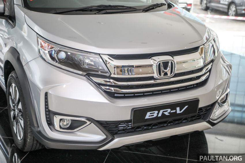 GALLERY: 2020 Honda BR-V – V spec detailed, RM97k Image #1127024