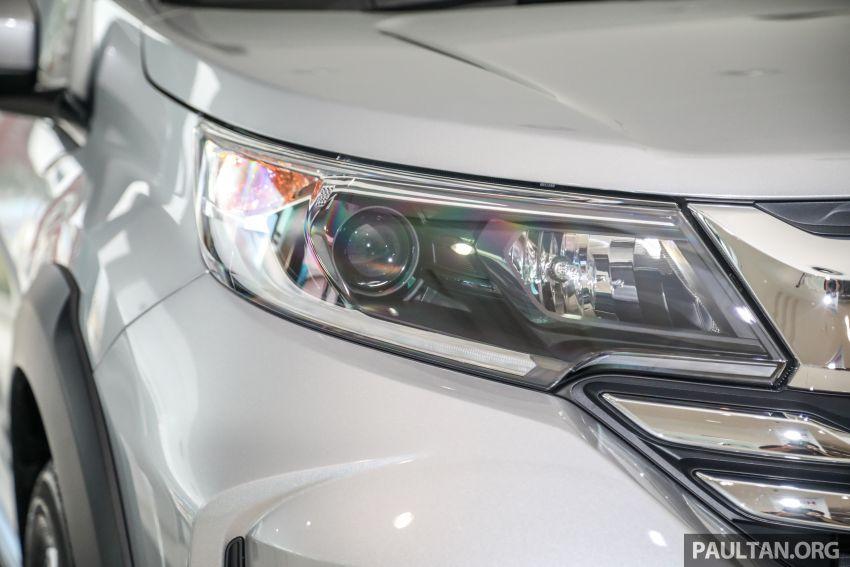 GALLERY: 2020 Honda BR-V – V spec detailed, RM97k Image #1127027