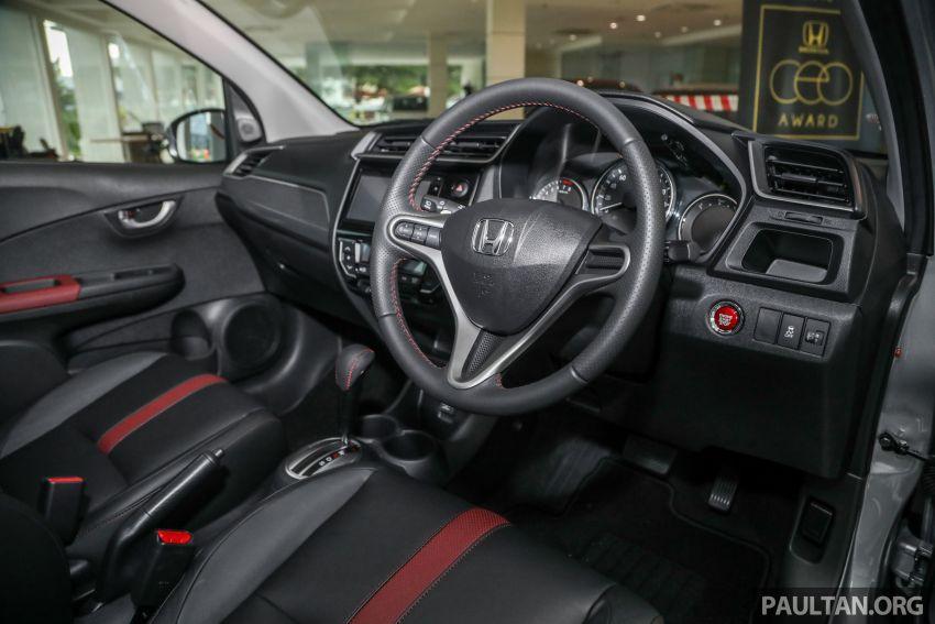 GALLERY: 2020 Honda BR-V – V spec detailed, RM97k Image #1127073