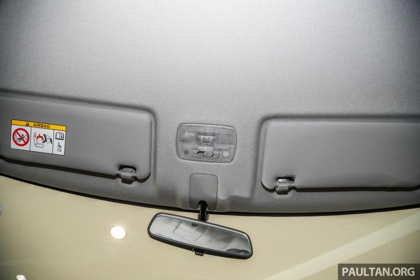 GALLERY: 2020 Honda BR-V – V spec detailed, RM97k Image #1127096